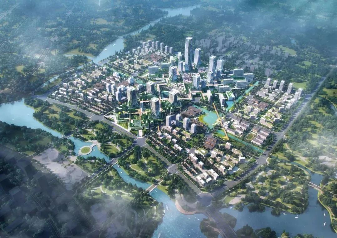 Excerpts from the 14th Five Year Plan's livelihood plan for the construction of commerce, education, and medical care in the Lingang Special Area-SHLINGANGIC