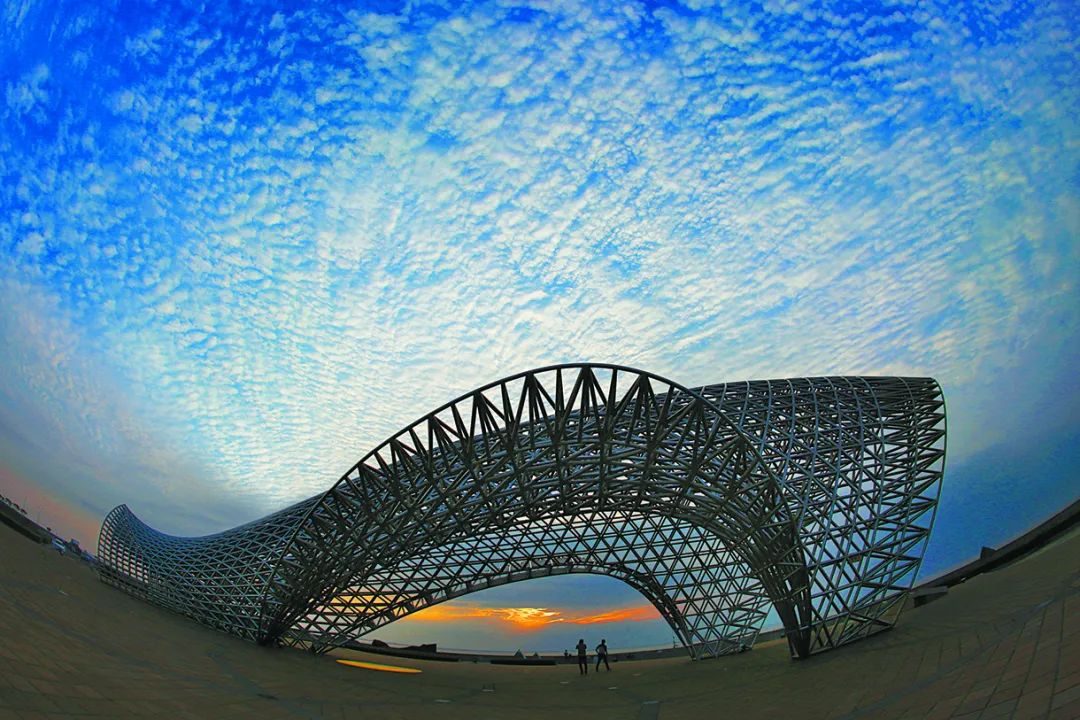 """Is Shanghai going to build a new Pudong? Building the world's largest planetarium and the smartest data center, the """"Urban Brain""""-SHLINGANGIC"""